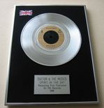 DOCTOR & THE MEDICS - SPIRIT IN THE SKY PLATINUM Single Presentation DISC